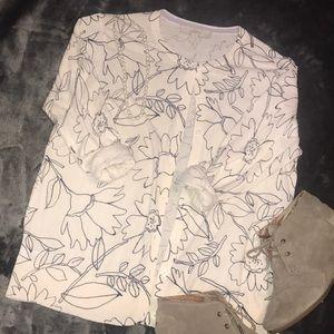 Loft cardigan | size medium